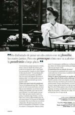 LEONOR WATLING in Mujer Hoy Magazine, March 2021