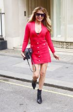 LIZZIE CUNDY at Arts Club in London 04/21/2021