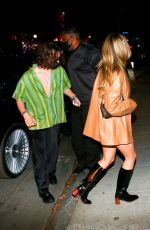 MADDIE ZIEGLER Night Out in Hollywood 04/01/2021
