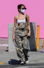 MADISON BEER Out for Lunch in West Hollywood 04/18/2021