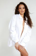 MADISON PETTIS at a Photoshoot, April 2021