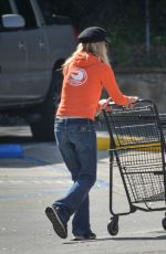 MEG RYAN Out Shopping in Santa Barbara 04/06/2021