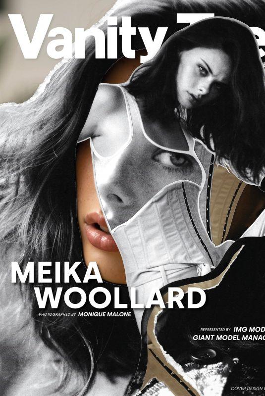 MEIKA WOOLARD in Vanity Teen Magazine, March 2021
