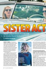 MELISSA BENOIST in TV Guide Magazine, April/May 2021