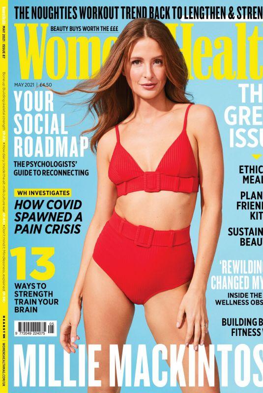 MILLIE MACKINTOSH in Women's Health Magazine, UK May 2021