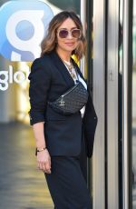 MYLEENE KLASS at Smooth Radio in London 04/16/2021