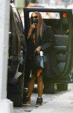 NAOMI CAMPBELL Out and About in New York 04/07/2021