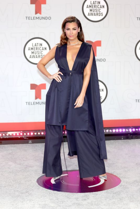 NASTASSJA BOLIVAR at 2021 Latin American Music Awards in Sunrise 04/15/2021