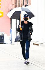 NICKY HILTON Out and About in New York 04/01/2021