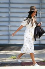 NICOLE SCHERZINGER Out and About in Los Angeles 04/29/2021