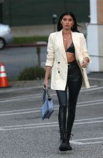 NICOLE WILLIAMS Out and About in Beverly Hills 04/08/2021