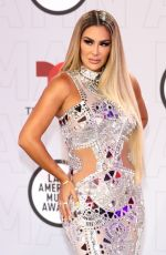 NINEL CONDE at 2021 Latin American Music Awards in Sunrise 04/15/2021