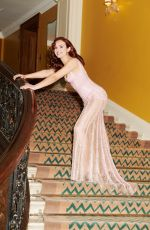 OLIVIA COOKE - 93rd Annual Academy Awards Photoshoot, April 2021