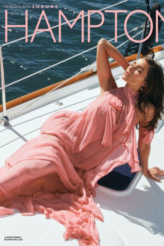 OLIVIA CULPO in Hamptons Magazine, Spring 2021