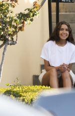 OLIVIA CULPO Out Posing in Calabasas 04/08/2021