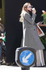 OLIVIA WILDE Out for Lunch at Marylebone Patisserie in London 04/22/2021