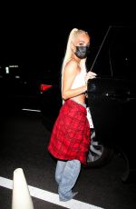 PIA MIA PEREZ at The Nice Guy in West Hollywood 04/08/2021