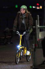 REBEL WILSON on the Set of Her New Movie in Merseyside 04/29/2021