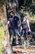 REESE WITHERSPOON Out Hiking in Pacofoc Palisades 03/31/2021