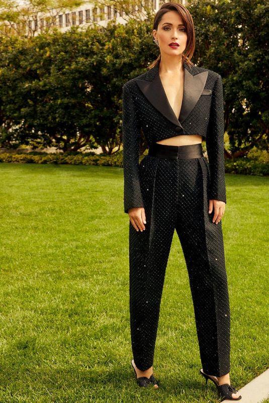 ROSE BYRNE – Bafta Awards 2021 Photoshoot