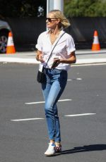 SARAH MURDOCH Out and About in Sydney 04/02/2021