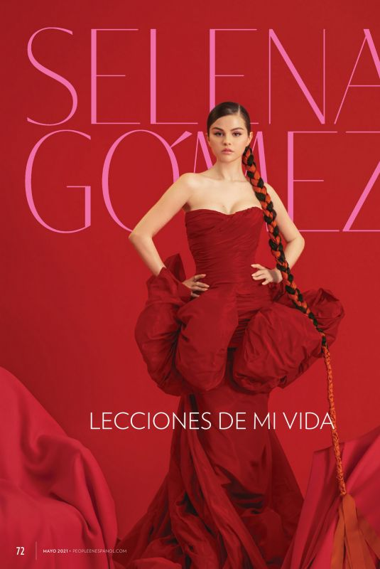 SELENA GOMEZ in People en Espanol, May 2021