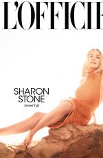 SHARON STONE for L