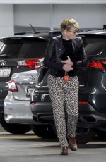 SHARON STONE Out and About in Los Angeles 04/23/2021