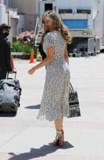 SOFIA VERGARA Arrives at America