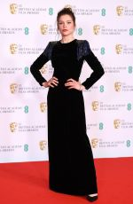 SOPHIE COOKSON at EE British Academy Film Awards in London 04/11/2021