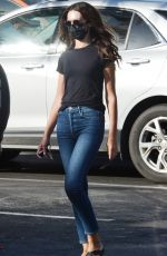TERRI SEYMOUR Out in West Hollywood 04/07/2021