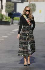 VOGUE WILLIAMS at Heart Radio in London 04/18/2021