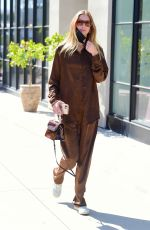WHITNEY Port Out and About in Los Angeles 04/09/2021