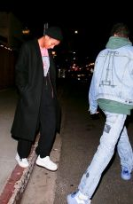 WILLOW SMITH Night Out in West Hollywood 04/19/2021