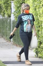 ADDISON RAE Out and About in West Hollywood 05/09/2021