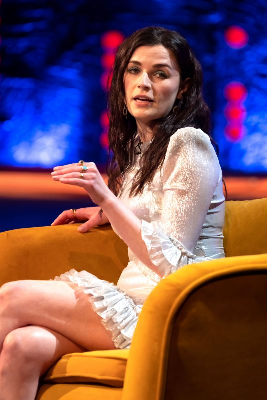 AISLING BEA at Jonathan Ross Show in London 05/21/2021