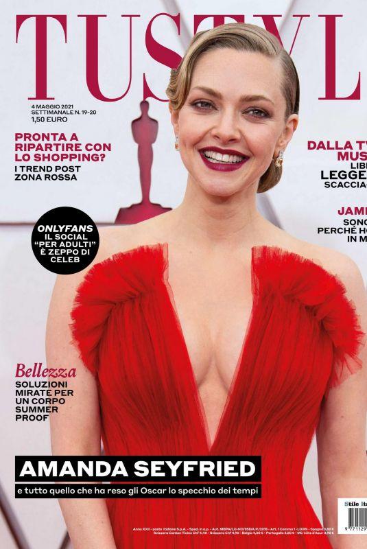 AMANDA SEYFRIED in Tustyle Magazine, May 2021