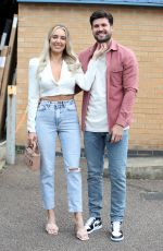 AMBER TURNER on the Set of The Only Way is Essex 05/15/2021