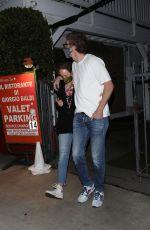 AMBER VALLETTA Leaves Giorgio Baldi in Santa Monica 05/27/2021