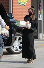 ANGELINA JOLIE Out Shopping in Los Feliz 05/07/2021