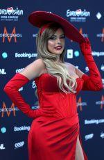 ANXHELA PERISTERI at Eurovision Song Contest 05/16/2021