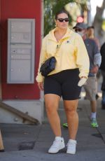 ASHLEY GRAHAM Out and About in Santa Monica 05/05/2021