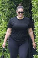 ASHLEY GRAHAM Out and About in West Hollywood 05/14/2021