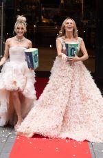 ASHLEY ROBERTS and AMANDA HOLDEN at Odeon Cinema in London 05/17/2021