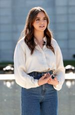 BAILEE MADISON at National Memorial Day Concert in Washington, DC 05/28/2021