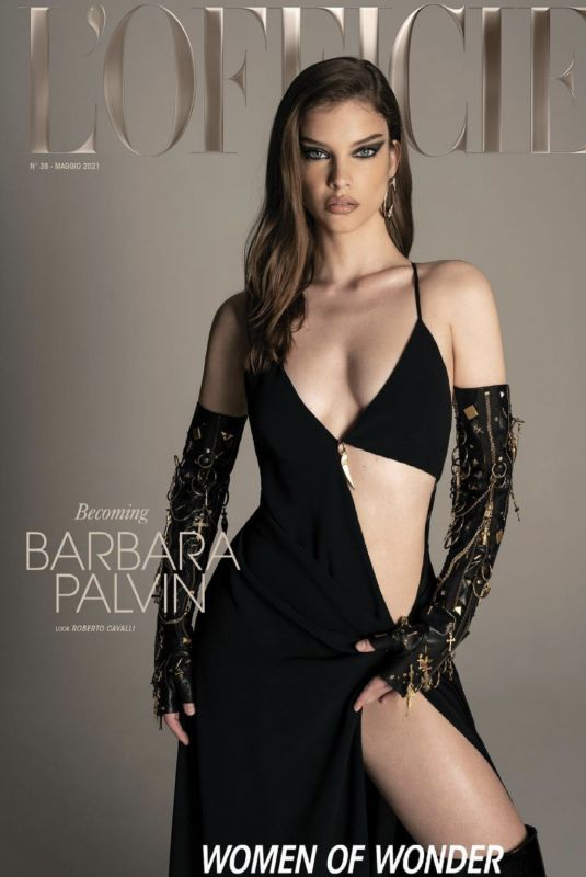 BARBARA PALVIN on the Cover of L