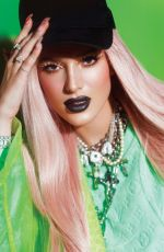 BELLA THORNE in High Times Magazin, June 2021