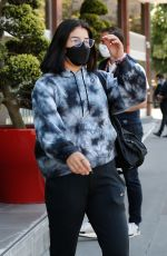 BIANCA ANDREESCU Arrives at Her Hotel After Training at Roland Garros 05/29/2021