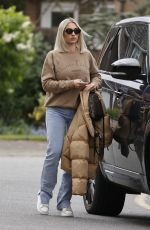 BILLIE FAIERS at Her New Home in Essex 05/14/2021