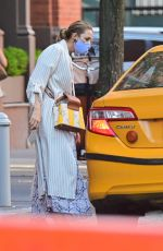 BLAKE LIVELTY Out in New York 05/27/2021